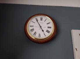 Reproduction Railway Clock