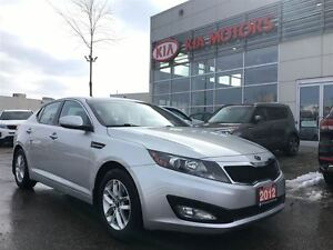 2012 Kia Optima LX 6 SPEED MANUAL BLUETOOTH ALLOYS CLEAR-OUT!!