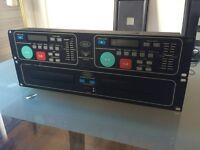 ELECTROVISION HDJ-2100 CD DECKS - Great Price!