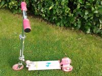 Girl's Scooter