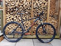 """2014 Trek Stache 8 29er, 21.5"""" frame with extra's *Collection Nottingham*"""