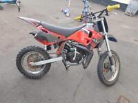 Lem 50cc pitbike