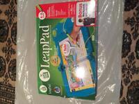 Leap Pad Learning System - Bonus Brand New Backpack $30