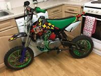 140 cc pit bike