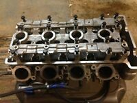 Pre Injection Yamaha Standard Head & Cams