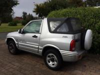 For Sale Suzuki Grand Vitara soft top