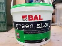 BAL Greenstar tile adhesive