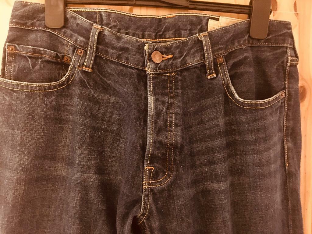 Hollister Men's Low rise boot cut jeans 34W x 32L | in Warlingham, Surrey |  Gumtree
