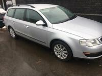 Volkswagen Passat 1.9 tdi s estate 2006 06 reg 1 previous owner good runner any trial inspection