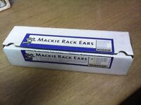 MACKIE RACK EARS STILL BOXED NEVER USED.