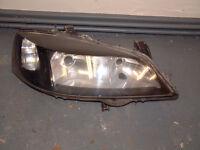 Vauxhall Astra MK4 98-2005 SRI SXI Drivers Side Headlight Genuine Part