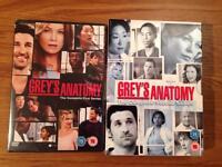 Grey's Anatomy DVDs - complete series 1 & 2