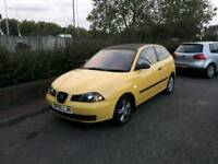 ++++QUICKSALE WANTED SEAT IBIZA 2005 PLATE+++LOW MILEAGE 1 YEAR MOT+++