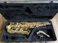 Stagg Saxophone 77-SA with hardcase