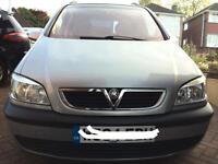 Vauxhall Zafira 2.Di 16V