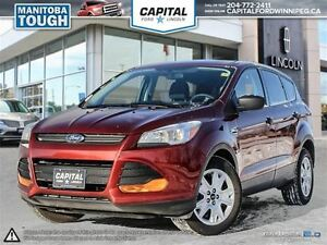 2014 Ford Escape S *Just 21,000 Kms!!*