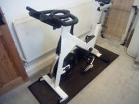 Precor Spinner Ride Indoor Cycling Spin Bike