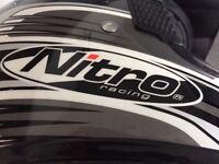 MX402 Nitro racing helmet