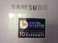Samsung American Fridge/Freezer no plumbing