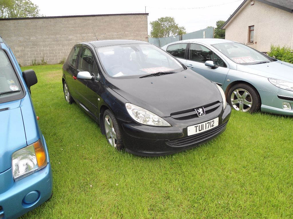 2002 peugeot 307 hdi in portadown county armagh gumtree. Black Bedroom Furniture Sets. Home Design Ideas