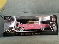 1:24 Jada Elvis Presley 1955 Cadaillac Fleetwood Diecast model car