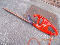 flymo hedge trimmer easycut 450