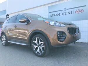 2017 Kia Sportage SX Turbo ACCIDENT FREE