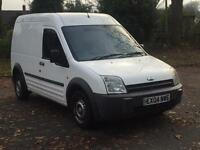 FORD TRANSIT CONNECT 1.8 DIESEL LWB HIGH TOP