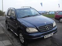 Mercedes Benz ML 430 4x4