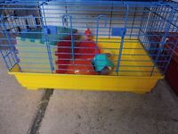 CAGE FOR GERBIL MICE RATS ETC