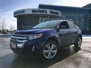 2014 Ford Edge SEL LEATHER, SUNROOF, HEATED SEATS, BACKUP CAMERA