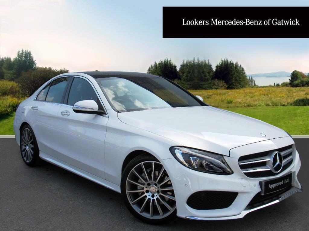 Mercedes-Benz C Class C220 BLUETEC AMG LINE PREMIUM PLUS