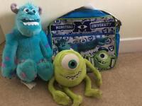 Monster university bundle