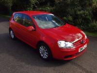 2007 Volkswagen Golf 1.9 TDI 'MATCH' ** FULL HISTORY / STUNNING CONDITION ** a4,a3,bora,passat,jetta