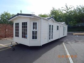 STATIC MOBILE HOME FOR SALE/RENT - £120 P/W - 2 OR 3 BEDROOM SAME PRICE - HOUSING BENEFIT WELCOME