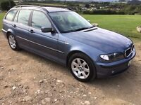 FANTASTIC AUTO BMW 316i ESTATE - FULL LEATHER - GREAT CONDITION