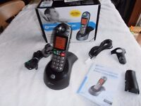 Geemarc. AMPLIDECT 280. Cordless Phone