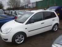 Ford FIESTA Style D,5 door hatchback,full MOT,runs and drives well,great mpg,£30 a year road tax