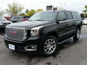 2017 GMC Yukon XL DENALI--NAVIGATION-HEATED AND COOLED SEATS