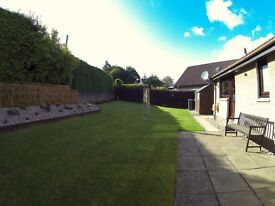2 Bedroom Unfurnished Bungalow located in Barnhill Broughty Ferry