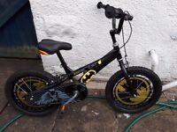 """Batman bike 14"""""""
