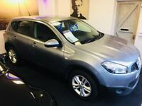 *REDUCED* 2010/60 Reg NISSAN QASHQAI ACENTA - ONLY 66K MILES - FSH - 1 PREVIOUS OWNER - MOT SEPT 18