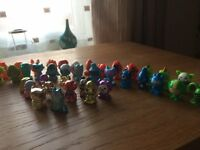 GoGo`s Crazy Bones large collection