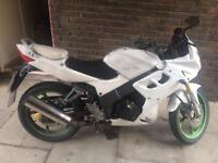 Skyjet 125cc Learner Ready Motorbike - MOT until May 18