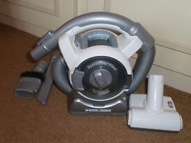 Black & Decker Dustbuster Flexi, hoover