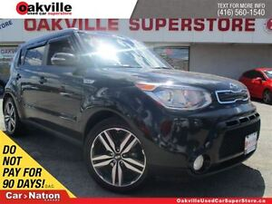 2014 Kia Soul SX | ACCIDENT FREE |LEATHER|SUNROOF|B/U CAM|NAVI