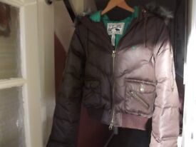 Abercrombie & Fitch Hooded Jacket