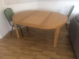 BJURSTA ikea table new
