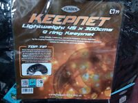 Aldi / Fladen fishing keep net (unwanted gift - never used)