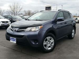 2013 Toyota RAV4 LE-AWD-BLUETOOTH-CAMERA-